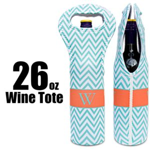 Insulated Wine Tote Thumbnail
