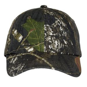 Pro Camouflage Series Garment Washed Cap Thumbnail